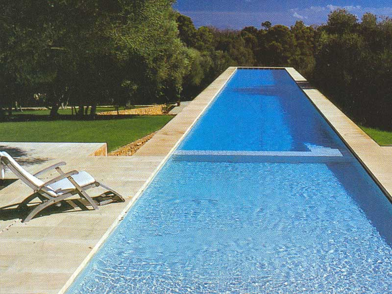 6 piscina jardin largo for Piscinas hinchables para jardin